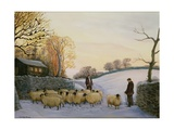 Coming Home Giclee Print by Margaret Loxton