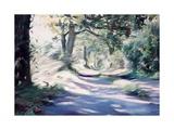 Gentle Autumn Wind, 2010 Reproduction procédé giclée par Susanne Wind