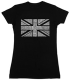 Juniors: Union Jack T-Shirt
