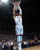 Feb 20, 2014, Miami Heat vs Oklahoma City Thunder - Russell Westbrook Photo by Layne Murdoch
