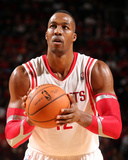 Mar 7, 2014, Indiana Pacers vs Houston Rockets - Dwight Howard Photographic Print by Layne Murdoch