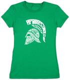 Juniors: Spartan T-shirts