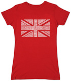 Juniors: Union Jack Shirt