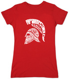 Juniors: Spartan T-Shirt