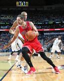 Feb 1, 2014, Chicago Bulls vs New Orleans Pelicans - Joakim Noah Photographic Print by Layne Murdoch