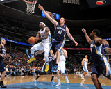 Mar 31, 2014, Memphis Grizzlies vs Denver Nuggets - Ty Lawson Photographic Print by Bart Young