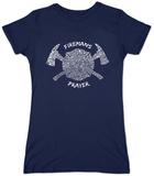 Juniors: Fireman's Prayer T-Shirt