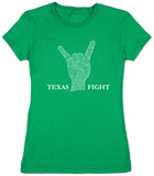 Juniors: Texas Fight Shirt