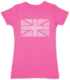 Juniors: Union Jack T-shirts