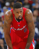 Jan 30, 2014, Los Angeles Clippers vs Golden State Warriors - DeAndre Jordan Photo by Rocky Widner