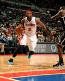 Feb 7, 2014, Brooklyn Nets vs Detroit Pistons - Andre Drummond Photo by Dan Lippitt