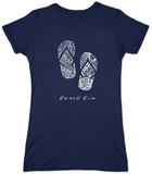 Juniors: Flip Flops Shirt