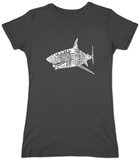 Juniors: Shark Names Shirts