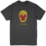 Wrestling Mask T-Shirt