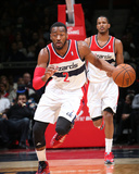 Mar 26, 2014, Phoenix Suns vs Washington Wizards - John Wall Photographic Print by Ned Dishman