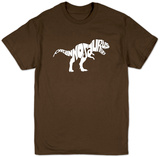 T-Rex (for adult) T-Shirt