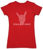 Juniors: Texas Fight T-shirts