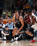 Dec 7, 2013, Brooklyn Nets vs Milwaukee Bucks - Brook Lopez Photo by Gary Dineen