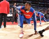 Dec 30, 2013, Phoenix Suns vs Los Angeles Clippers - DeAndre Jordan Photographie par Andrew Bernstein