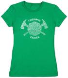 Juniors: Fireman's Prayer T-shirts