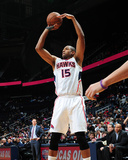 Dec 13, 2013, Washington Wizards vs Atlanta Hawks - Al Horford Photographic Print by Scott Cunningham