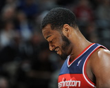 Mar 23, 2014, Washington Wizards vs Denver Nuggets - John Wall Photographic Print by Garrett Ellwood
