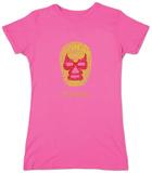 Juniors: Wrestling Mask T-Shirt