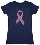 Juniors: Breast Cancer Awareness T-Shirt