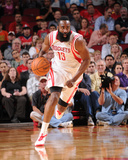 Mar 20, 2014, Minnesota Timberwolves vs Houston Rockets - James Harden Photographic Print by Bill Baptist