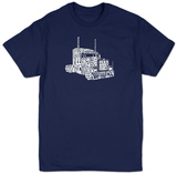 Keep on Truckin T-Shirts