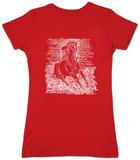 Juniors: Horse T-Shirt