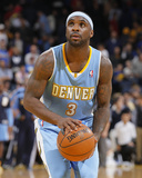 Jan 15, 2014, Denver Nuggets vs Golden State Warriors - Ty Lawson Photo by Rocky Widner