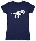 Juniors: T-Rex Shirt