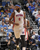 Feb 5, 2014, Detroit Pistons vs Orlando Magic - Andre Drummond Photographic Print by Fernando Medina