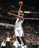 Feb 19, 2014, Detroit Pistons vs Charlotte Bobcats - Al Jefferson Photo by Brock Williams-Smith
