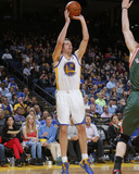 Mar 20, 2014, Milwaukee Bucks vs Golden State Warriors - David Lee Photo by Rocky Widner