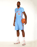 Los Angeles Clippers Media Day: Sep 30, 2013 - DeAndre Jordan Photographic Print by Andrew Bernstein