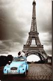 Parigi  Stampa su tela