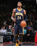 Mar 28, 2014, Indiana Pacers vs Washington Wizards - Paul George Photographic Print by Ned Dishman