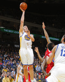 Jan 30, 2014, Los Angeles Clippers vs Golden State Warriors - David Lee Photo by Rocky Widner