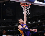 Jan 10, 2014, Los Angeles Lakers vs Los Angeles Clippers - Pau Gasol Photo by Andrew Bernstein