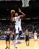 Apr 29, 2013, Indiana Pacers vs Atlanta Hawks (Game Four) - Al Horford Photographic Print by Scott Cunningham