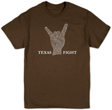 Texas Fight T-shirts
