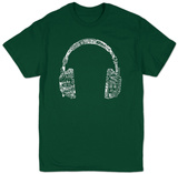 Headphones-Languages Shirt