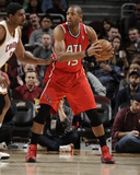Dec 26, 2013, Atlanta Hawks vs Cleveland Cavaliers - Al Horford Photographic Print by David Liam Kyle