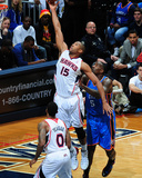 Dec 10, 2013, Oklahoma City Thunder vs Atlanta Hawks - Al Horford Photographic Print by Scott Cunningham