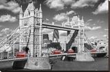 Londres Reproducción en lienzo de la lámina