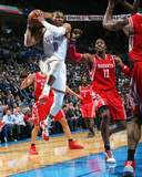 Mar 11, 2014, Houston Rockets vs Oklahoma City Thunder - Russell Westbrook Photo by Layne Murdoch
