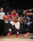 Mar 12, 2014, Charlotte Bobcats vs Washington Wizards - John Wall Photographie par Ned Dishman