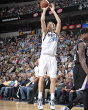 Mar 29, 2014, Sacramento Kings vs Dallas Mavericks - Dirk Nowitzki Photographic Print by Danny Bollinger